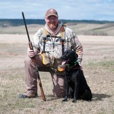 Pheasants on Kara Creek, Sundance, WY