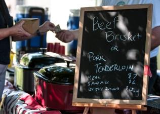 Harvest Farmers Market, Sundance, WY